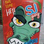 Sj Gang Animali Diario Agenda 10 Mesi Datato 0 1