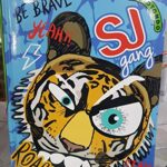 Sj Gang Animali Diario Agenda 10 Mesi Datato 0