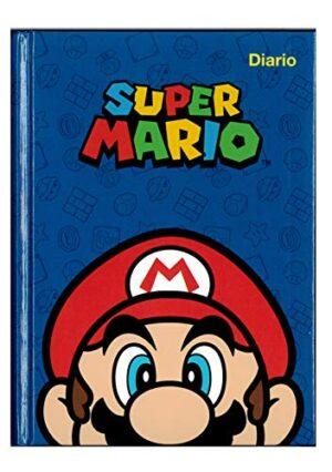 Super Mario Diario 12 Mesi Standard 0