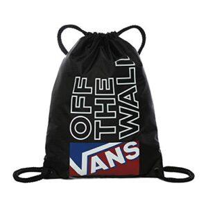 Vans League Bench Bag Borsa Banchata Unisex Adulto Nero Racing Rosso One Size 0