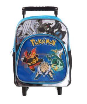 Auguri Preziosi Pokemon Mini Trolley Con Colori 0