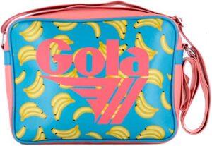Borsa Gola Midi Redford Fruit Cub477eu 30x22x8 Bluepale Coral Banane 0