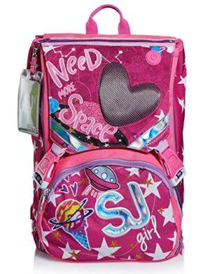 Schoolpack Sj Gang Ledtech Girl Selezione Cartoleria Varzi Dal 1956 0