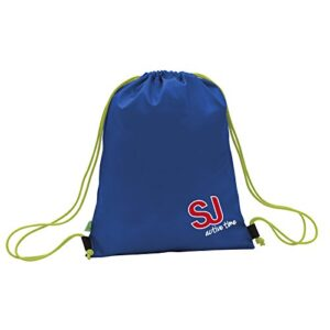 Sacca Con Coulisse Sj Active Sakky Bag Azzurro 0