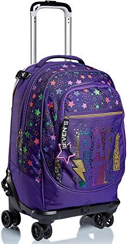 Schoolpack Trolleyjack 4wd Astuccio 3 Zip Borraccia Coordinati 1 Dance Party 0