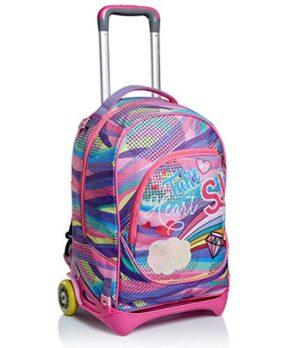 Trolley Jack Pastel Rainbow 0