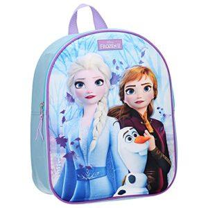 Disney Frozen 2 3d Backpack 0