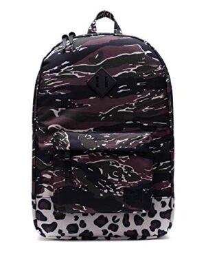 Herschel Heritage Backpack Tiger Camoleopard 0