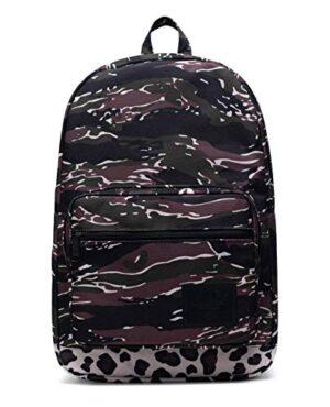 Herschel Pop Quiz Backpack Tiger Camoleopard 0
