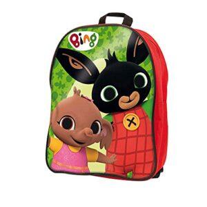 Liscianigiochi Bing Zainetto Costruzioni Baby Gioco Per Bambini Colore Rosso Size1value 76611 0