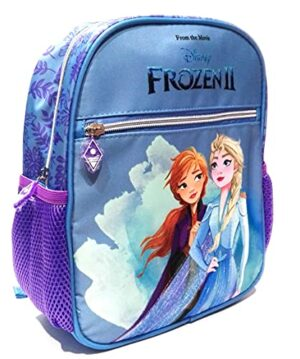 Mini Zaino Asilo Frozen Ii Elsa My Destinys Calling Il Mio Destino Mi Chiama Omaggio Portachiave Girabrilla 0