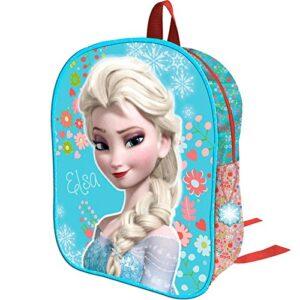 Zaino Frozen Elsa La Regina Delle Nevi 3d Stagione 2015 0
