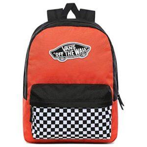 Vans Zaino Realm Backpack Os Vn0a3ui6zkf1 Arancione 0